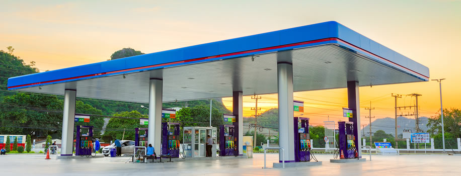 Security Solutions for Gas Stations in Detroit,  MI